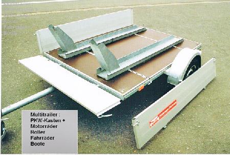 multitrailer 750 kg. Black Bedroom Furniture Sets. Home Design Ideas