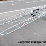 Langrohr-Transporter